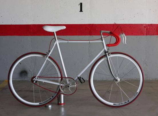 Bici Singlespeed Corsa
