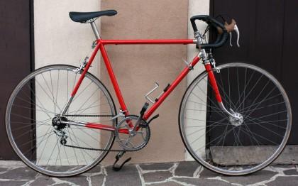 La bici all'inizio era così