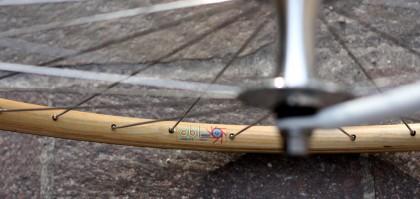 Cerchi in legno con tubolari