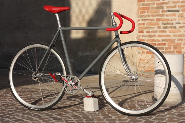 Bici scatto fisso - Fixed Gear Bike