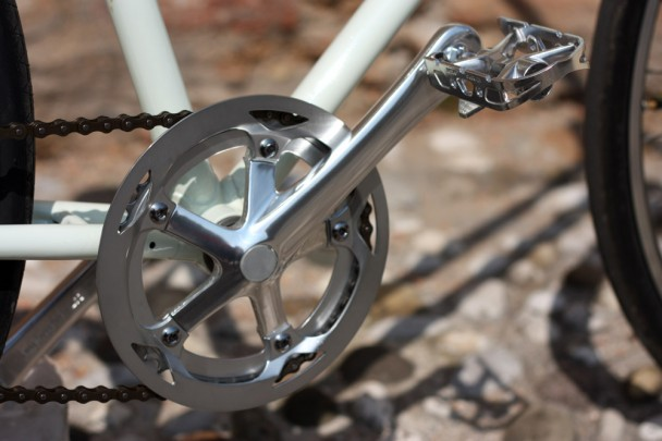Guarnitura singlespeed