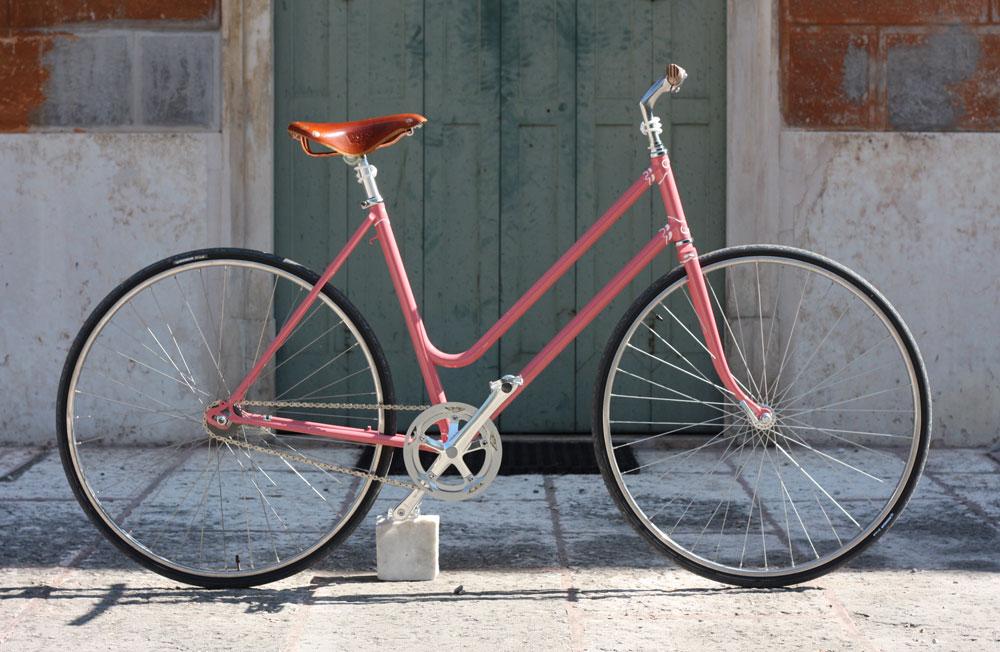 Contropedale Bici A Contropedale Biascagne Cicli