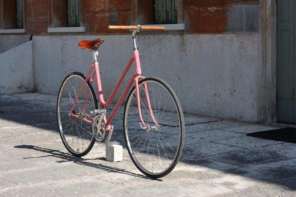 Bici Vintage A Contropedale Edith Bici Retrò Biascagne Cicli