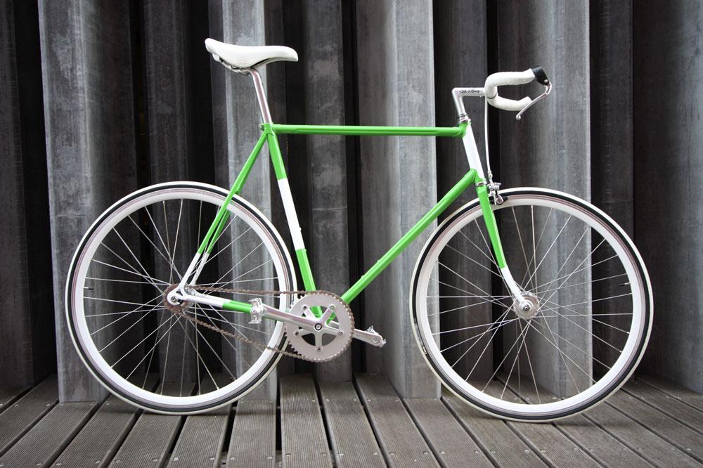 Questa Bici Fixed Gear Non