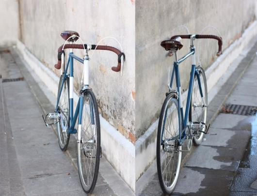 Bici vintage singlespeed