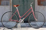 "Bici donna vintage ""Edith"""