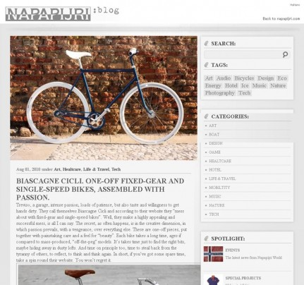 Napapijri Blog