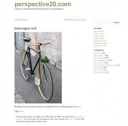 Perspective 20