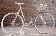 Bici singlespeed Blaue