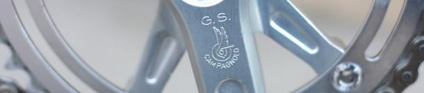 Guarnitura Campagnolo GS