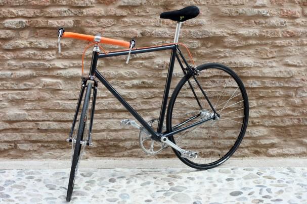 Bici singlespeed ruota libera