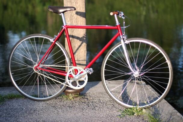Bici Singlespeed Vintage