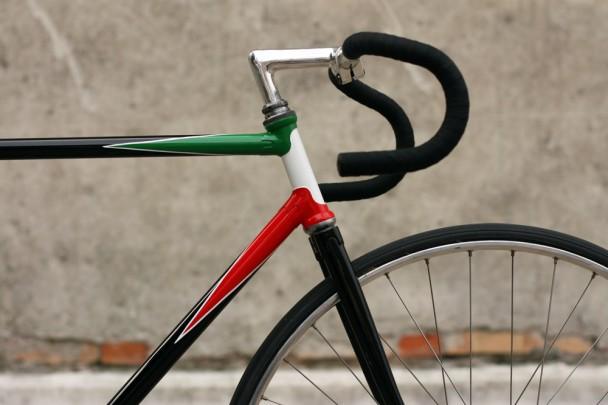 Umberto Dei fiamma tricolore