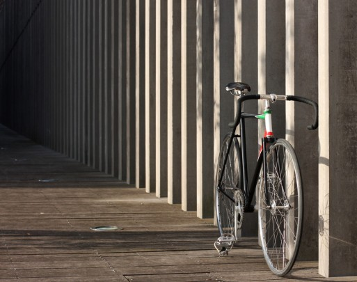 bicicletta Umberto dei milano sanremo retrò