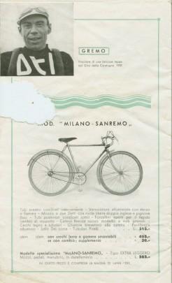 CATALOGO UMBERTO DEI 1935