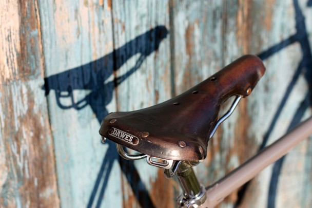 Dawes Olympian Saddle