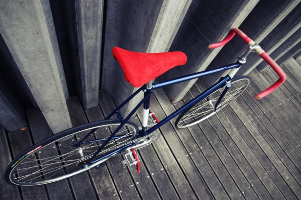 fixed gear - Bici Biascagne