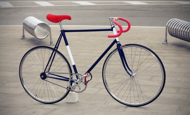 fixed gear bici