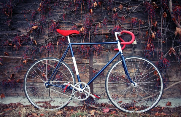 fixed gear, bici Biascagne