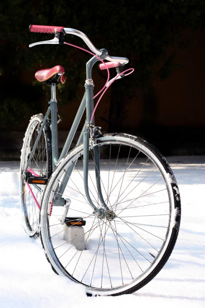 bici da donna vintage