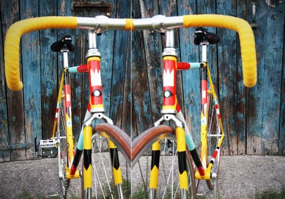 Bici fissa di Biascagne e Riccardo Guasco