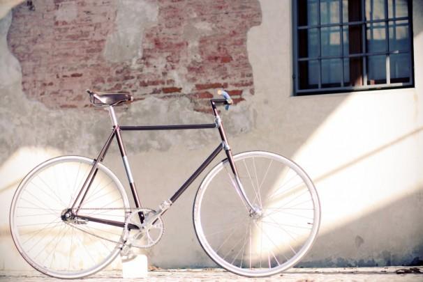 bicicletta contropedale