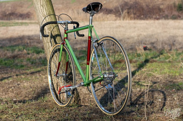 Singlespeed bike biascagne