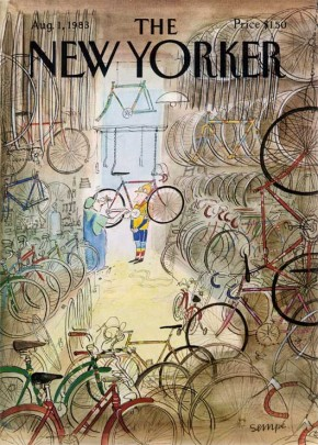 the Newyorker Sempé 1983