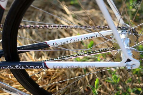 Biascagne Cicli e Francesca Biasetton