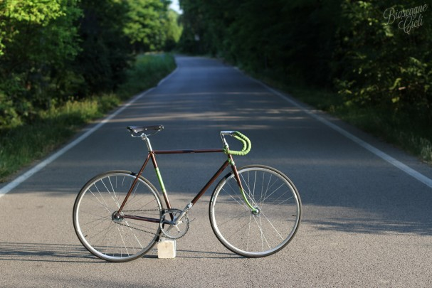 "bici fixed gear ""Levisa"""