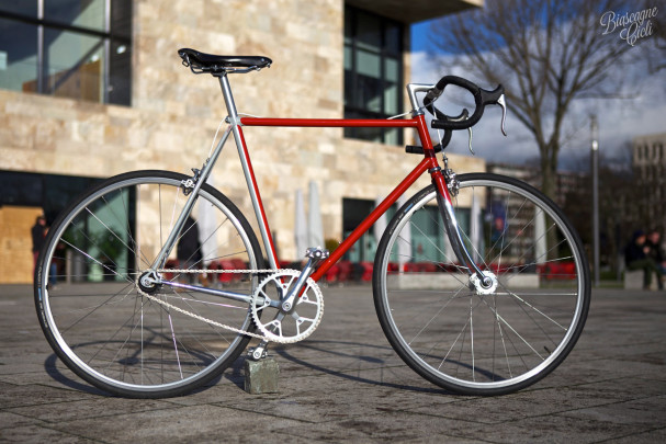 Olmo singlespeed bike