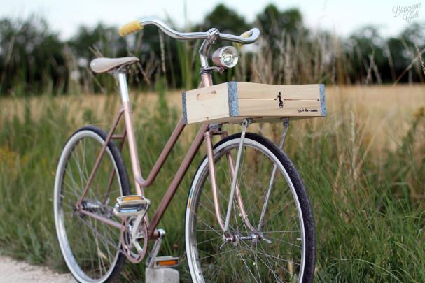 bici da donna a contropedale